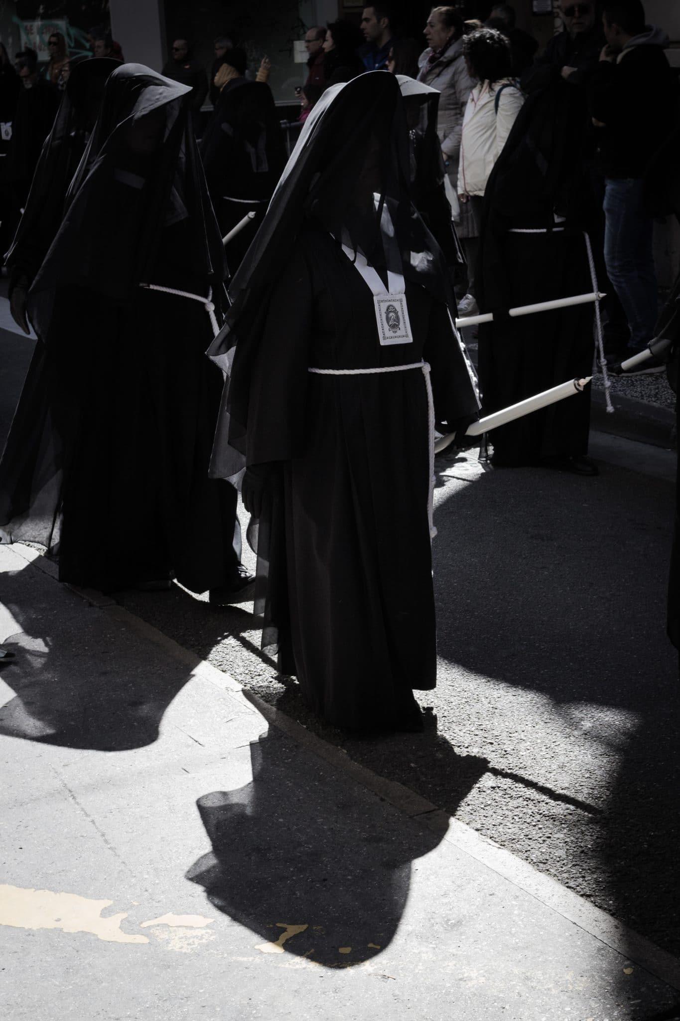 procesión titular esclavas