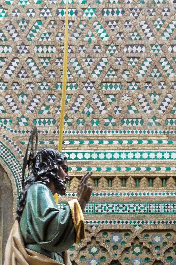 Semana Santa en Zaragoza - Procesión de las Palmas Entrada