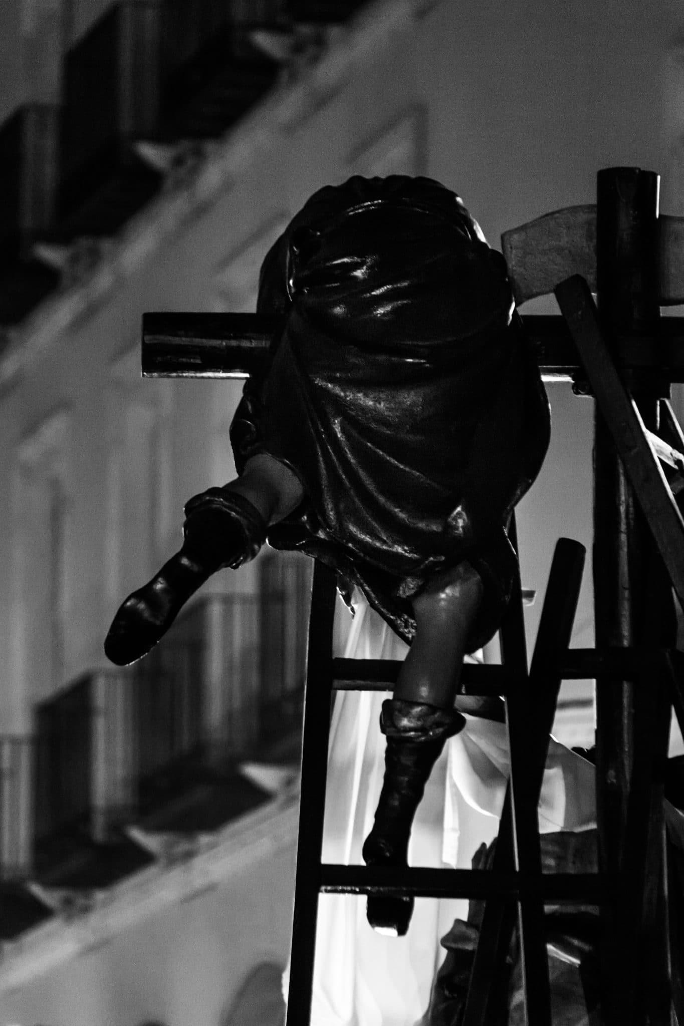 Semana Santa en Zaragoza - Procesion Titular Descendimiento