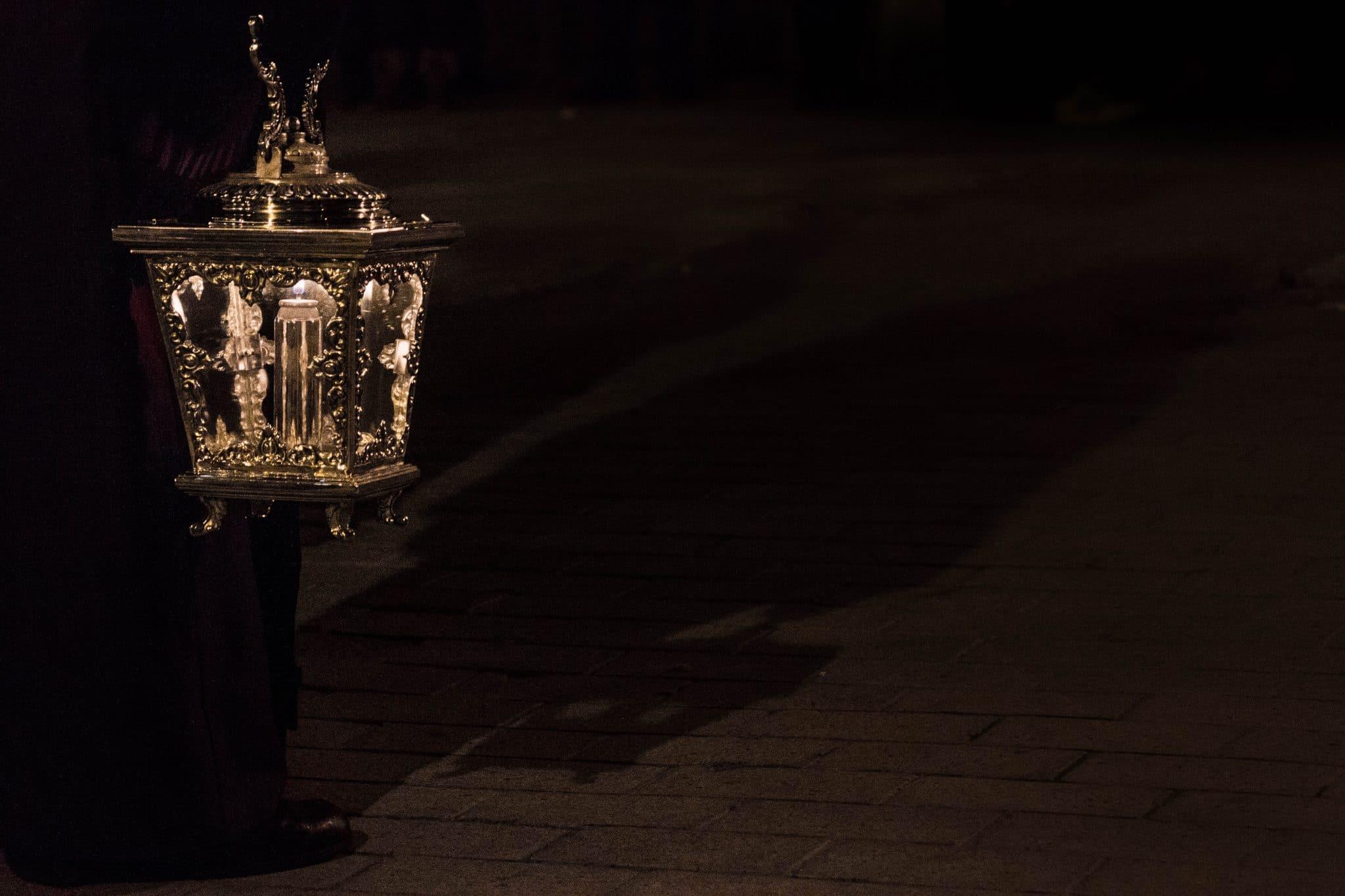 Semana Santa en Zaragoza - Procesion del Nazareno