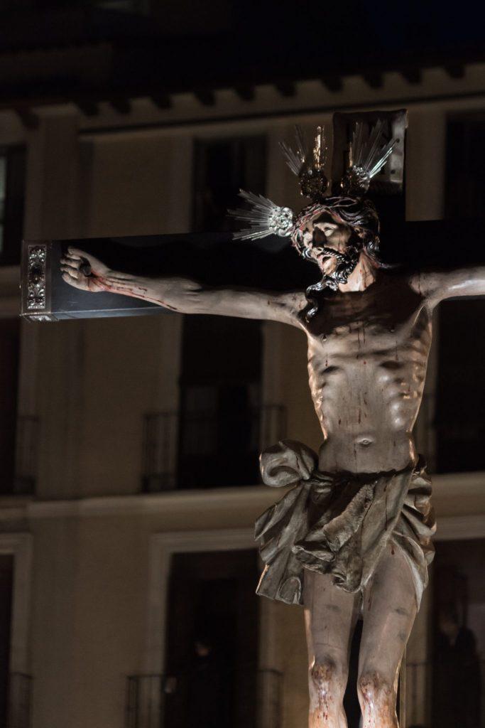 Semana Santa en Zaragoza - Procesion del Silencio