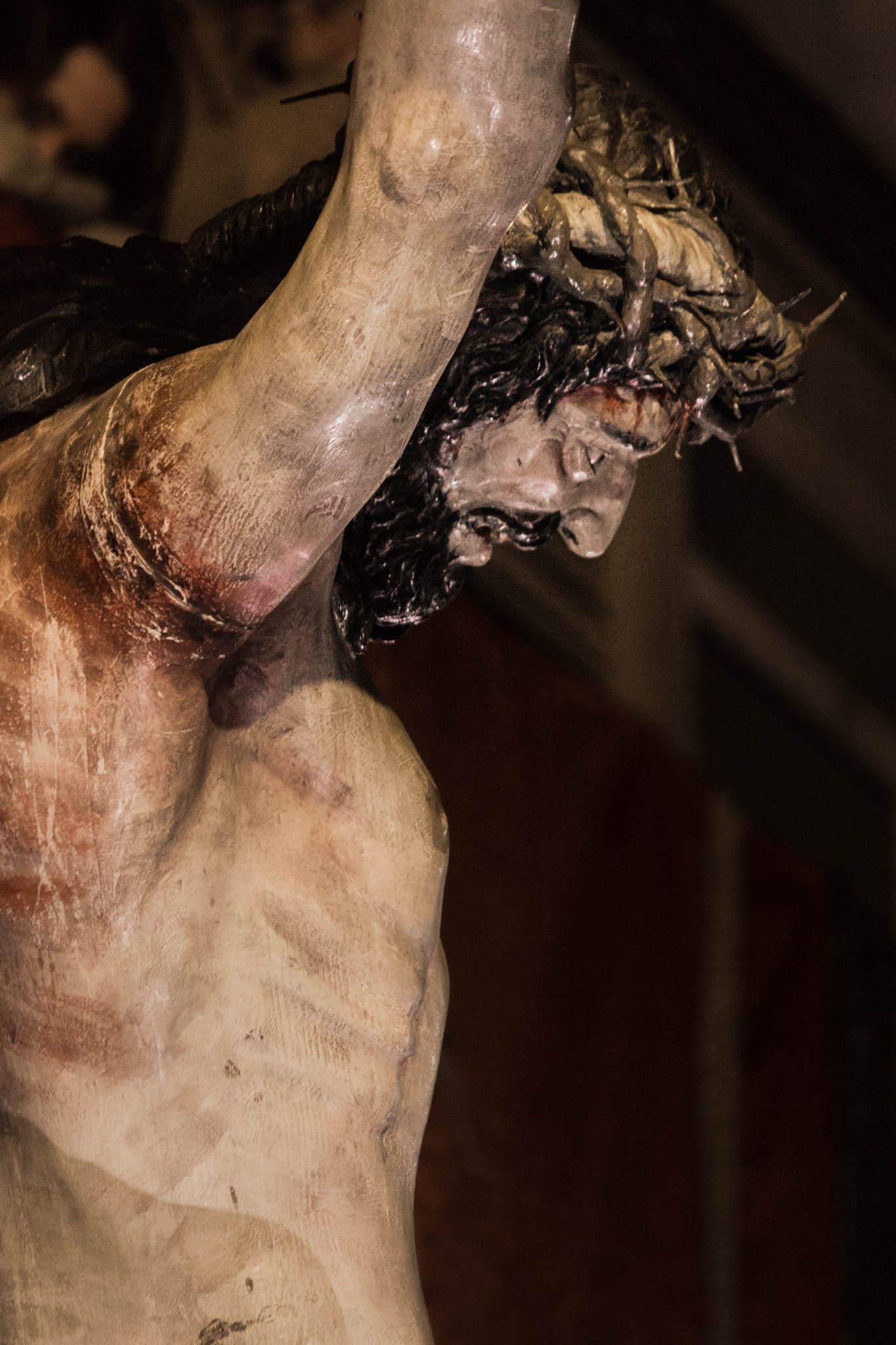 Semana Santa en Zaragoza - Via Crucis Exaltación
