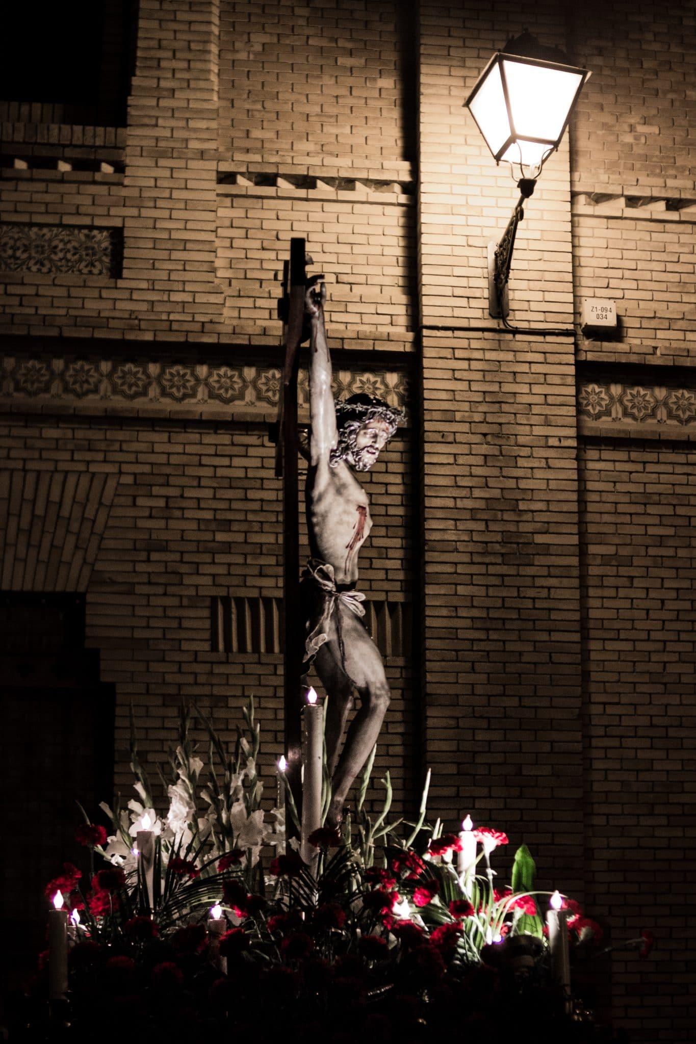 via crucis piedad,semana santa en zaragoza,semana santa de zaragoza