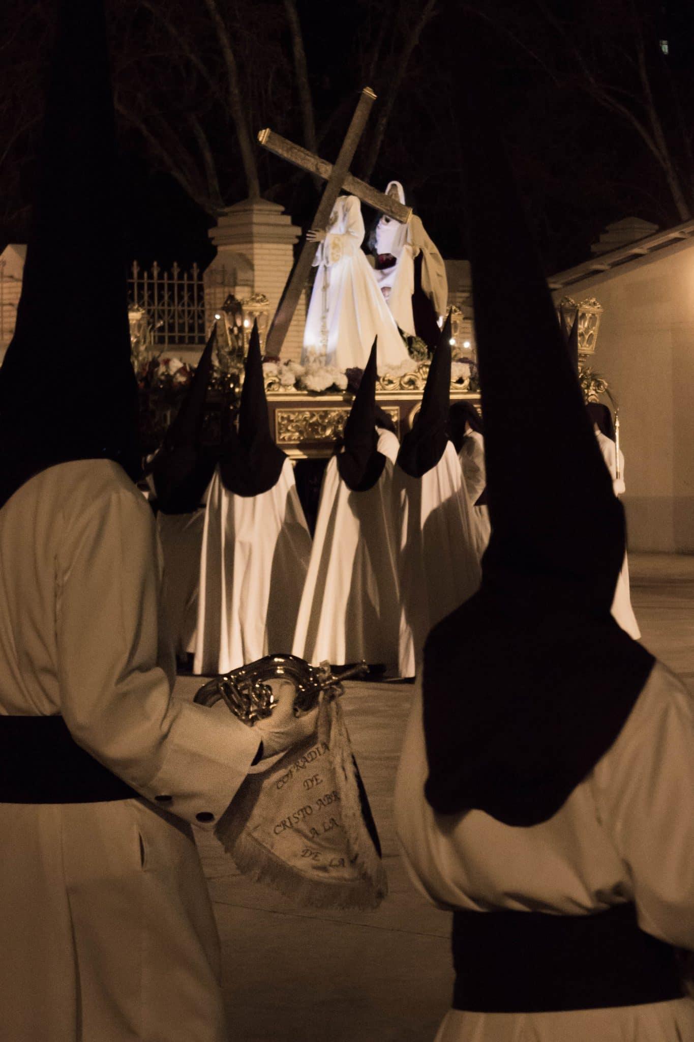 Semana Santa en Zaragoza - Via Crucis Veronica