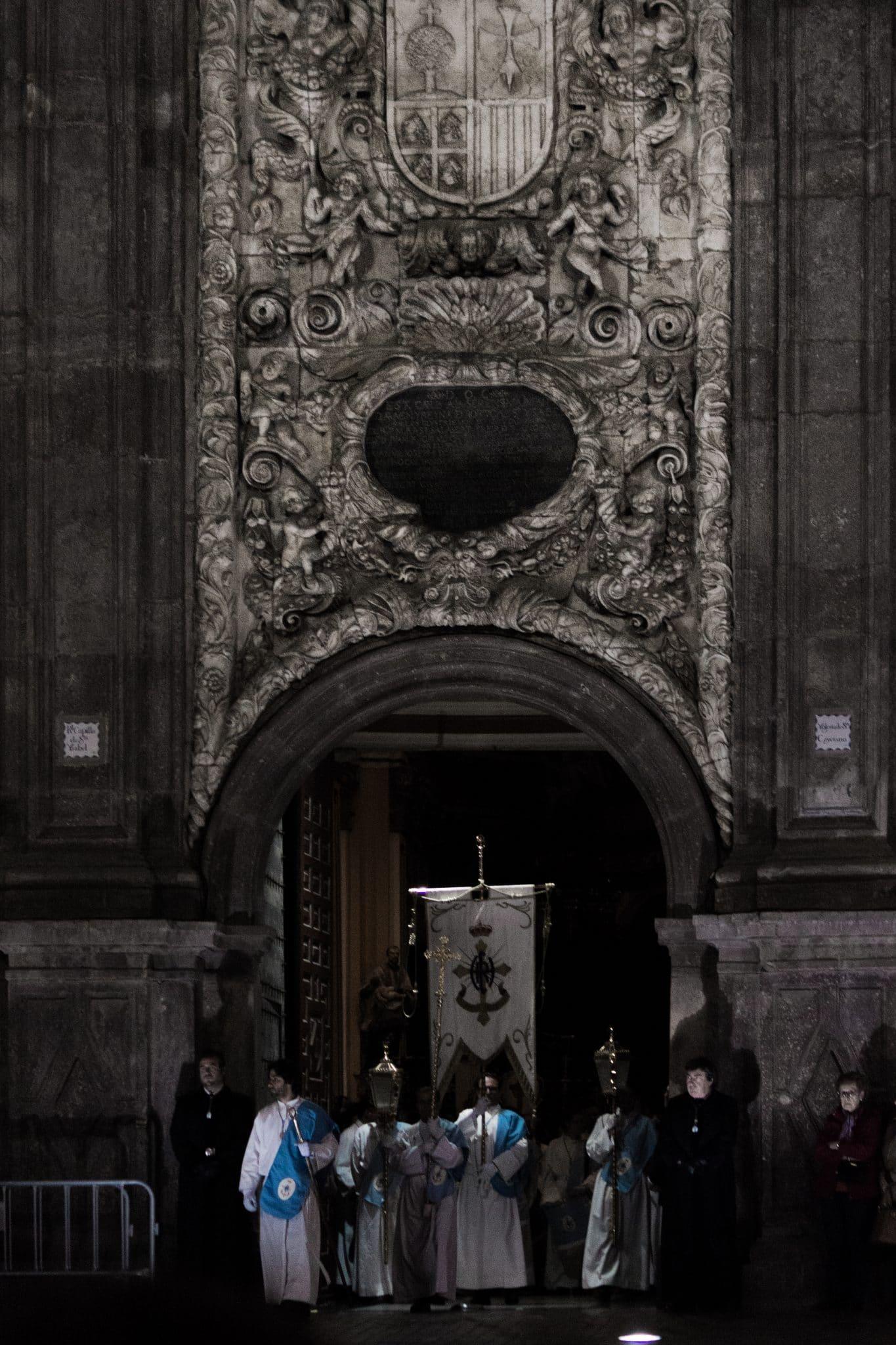 Semana Santa en Zaragoza - Vigilia Pascual Resucitado