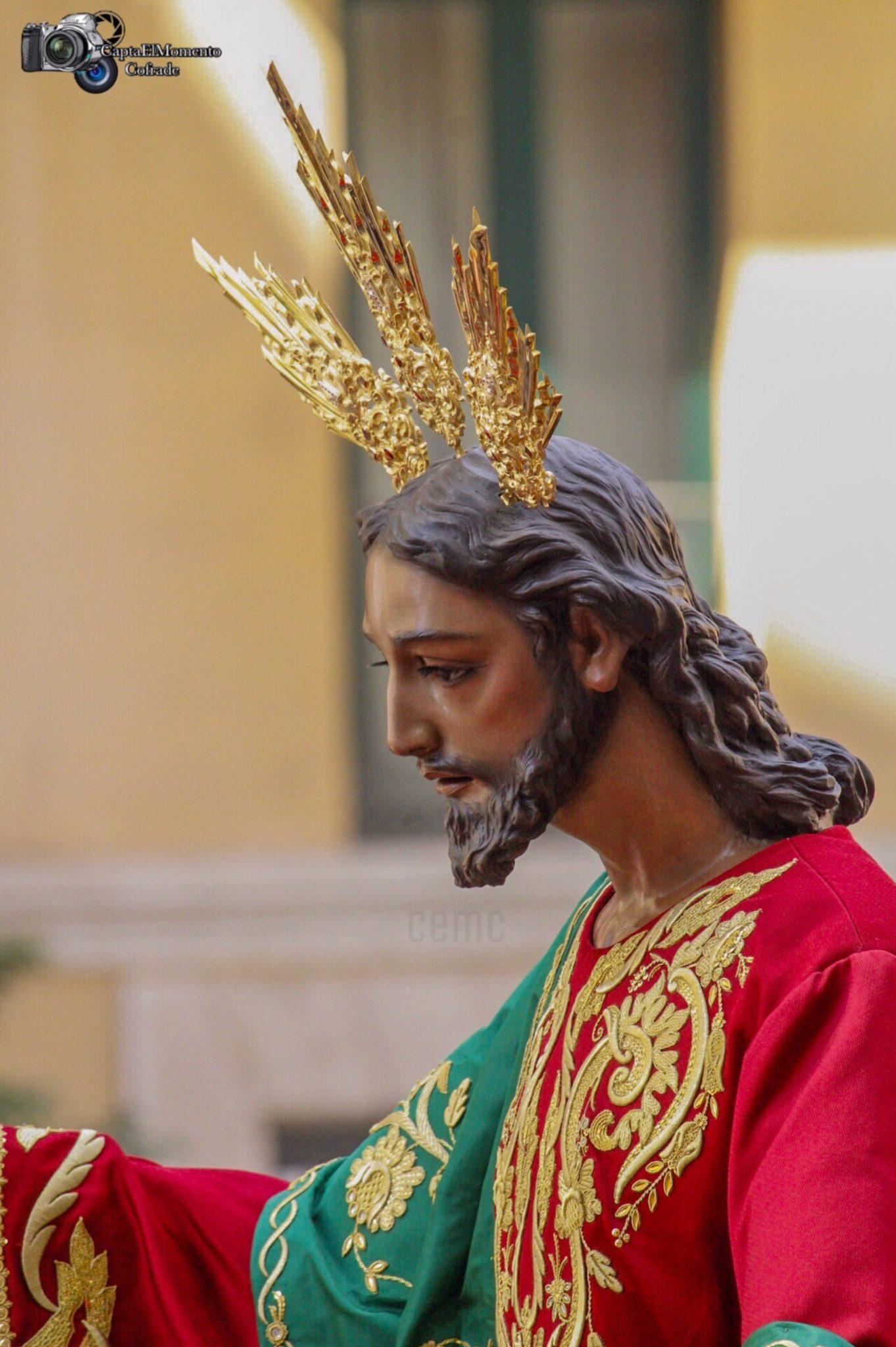 Las procesiones del Domingo de Ramos malagueño 2