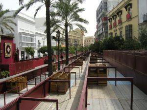Palcos Semana Santa Jerez