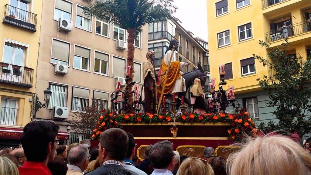 Semana Santa Madrid - Borriquita