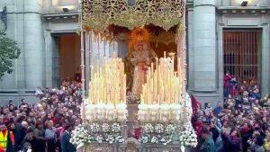 Semana Santa en Madrid - Esperanza Macarena