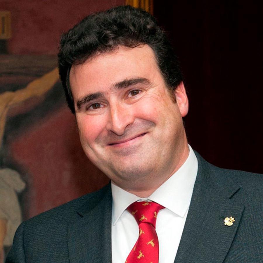D. José Ignacio del Rey Tirado