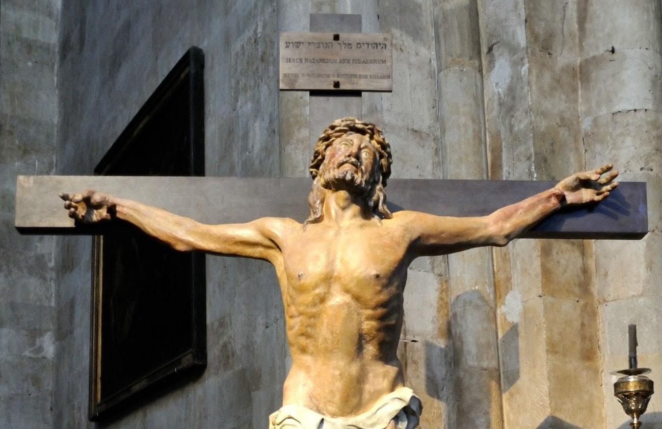 Cristo de la Humildad Salamanca