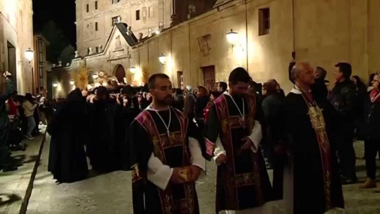 Cristo de la Liberación Salamanca