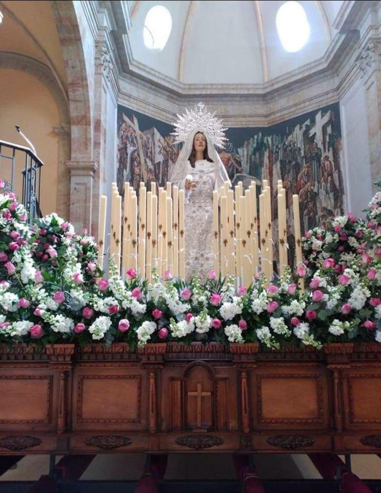 Cristo del Amor y de la Paz Salamanca