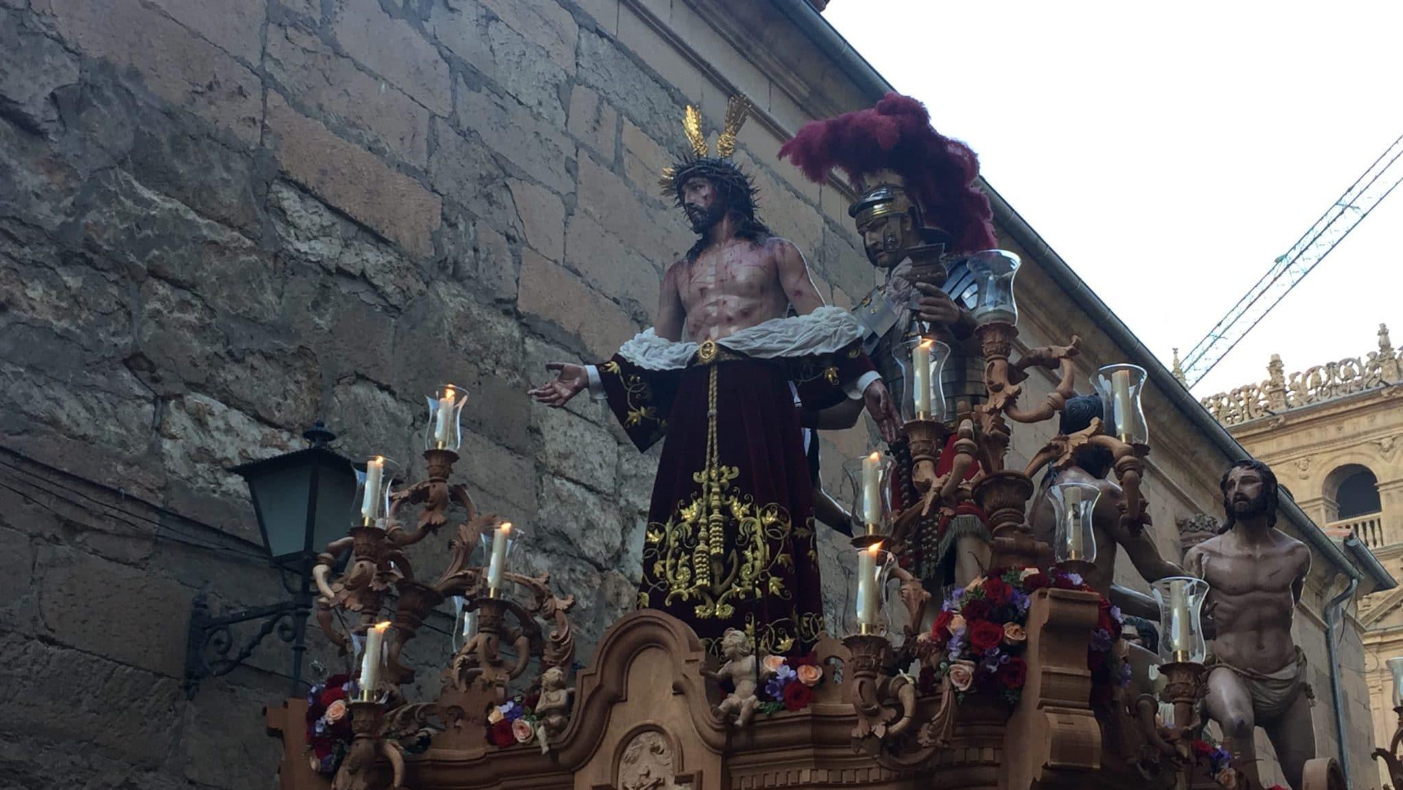 Jesús Despojado Salamanca