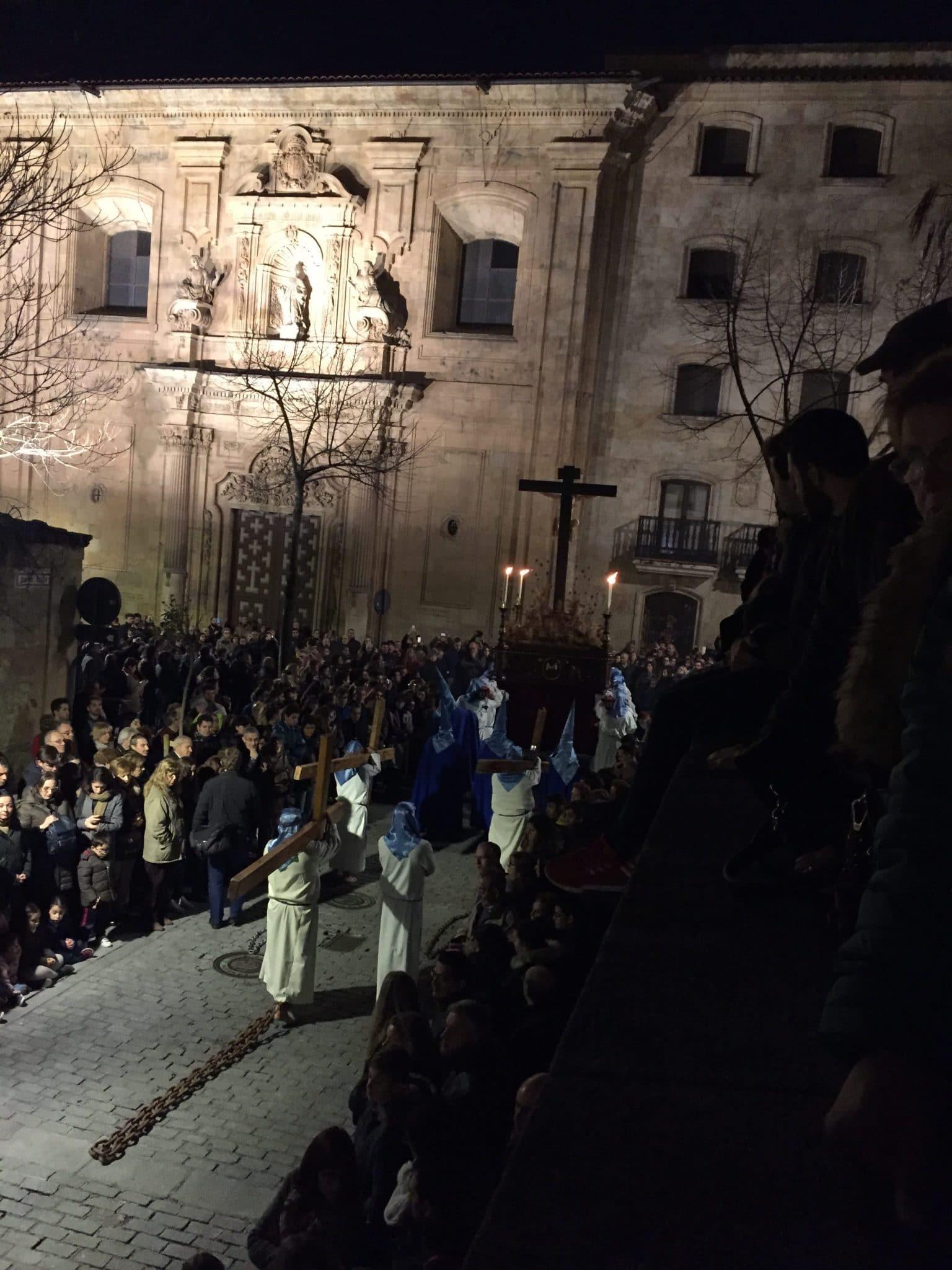 Procesión de los Doctrinos Salamanca