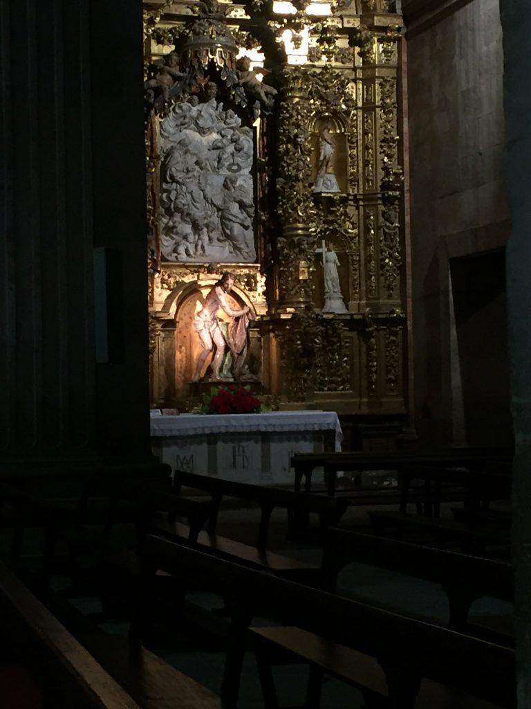 Jesús Flagelado Salamanca