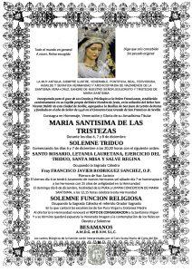 Solemne Tríduo de la Hdad. de la Vera Cruz de Sevilla