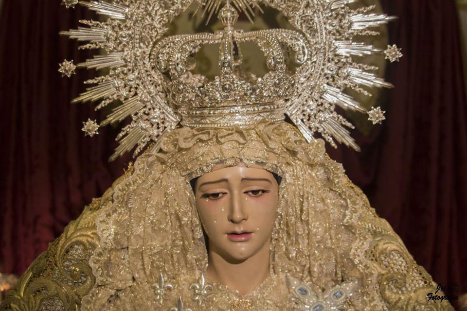 Besamanos Ntra. Sra. de la Paz, Huelva