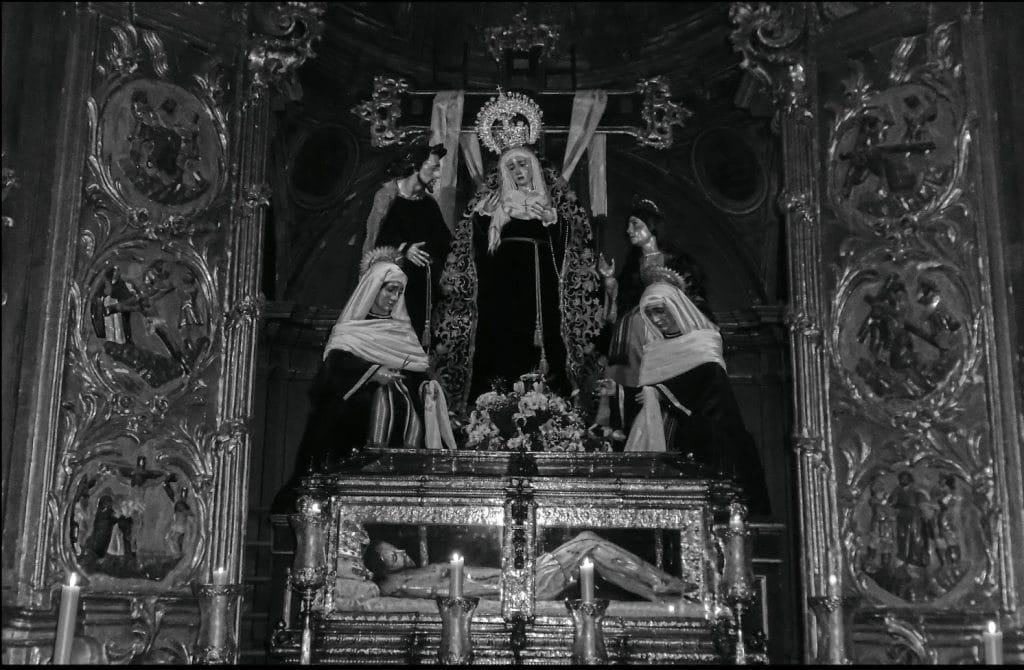 Misa Réquiem Hdad. de la Piedad, Jerez