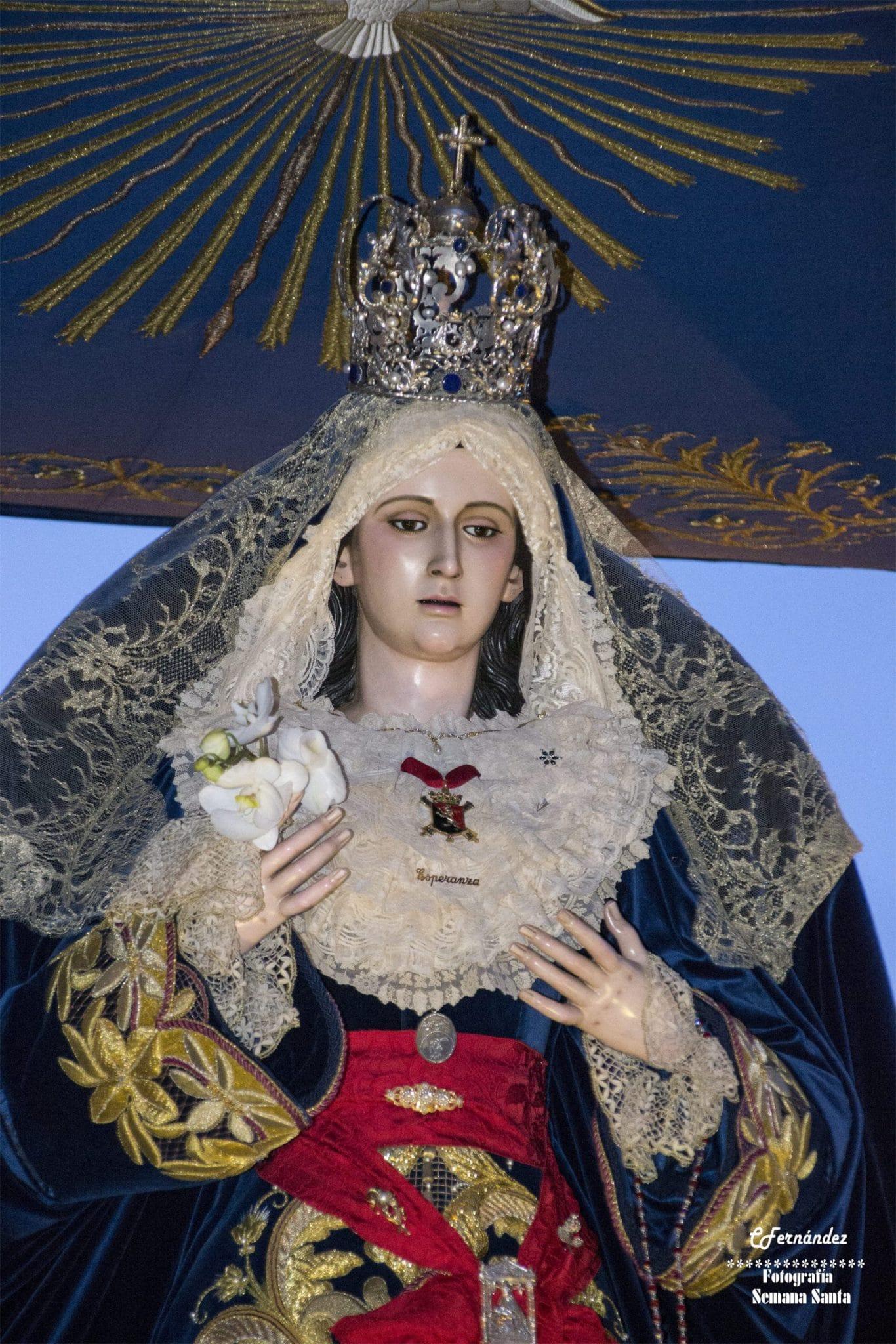 Procesión Jesús de la Esperanza, León 14