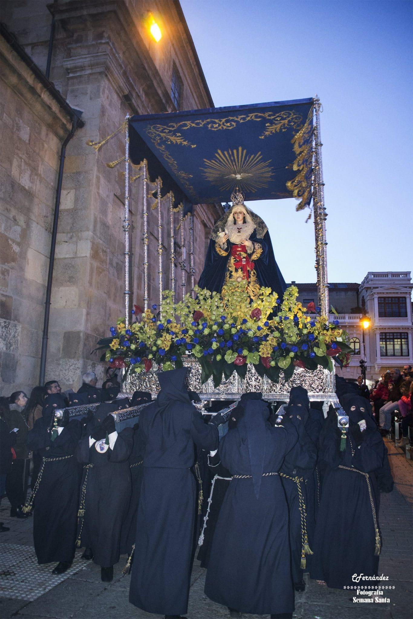 Procesión Jesús de la Esperanza, León 15