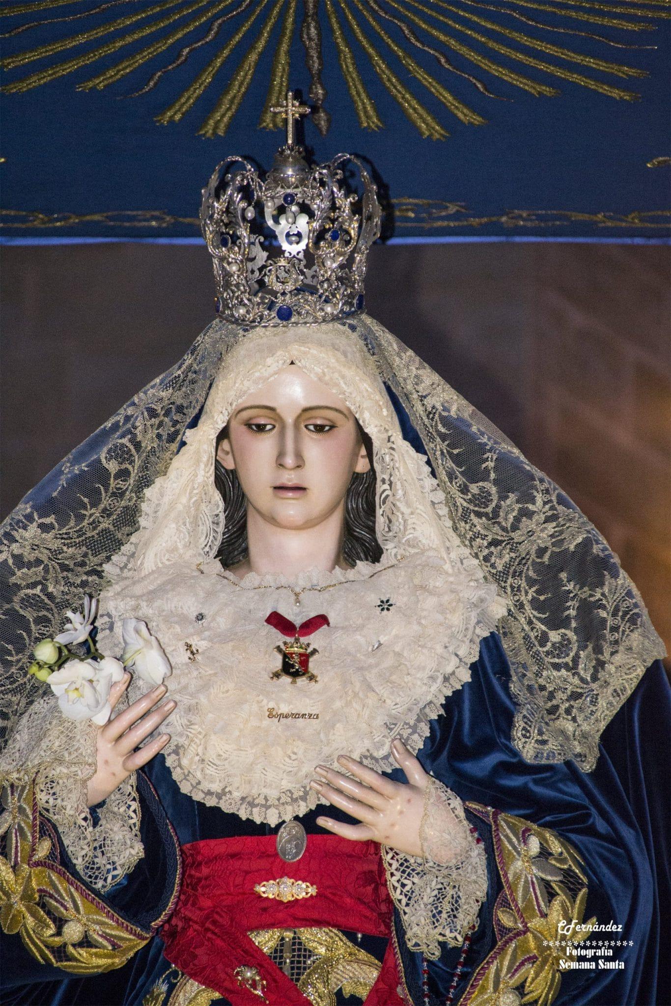 Procesión Jesús de la Esperanza, León 16