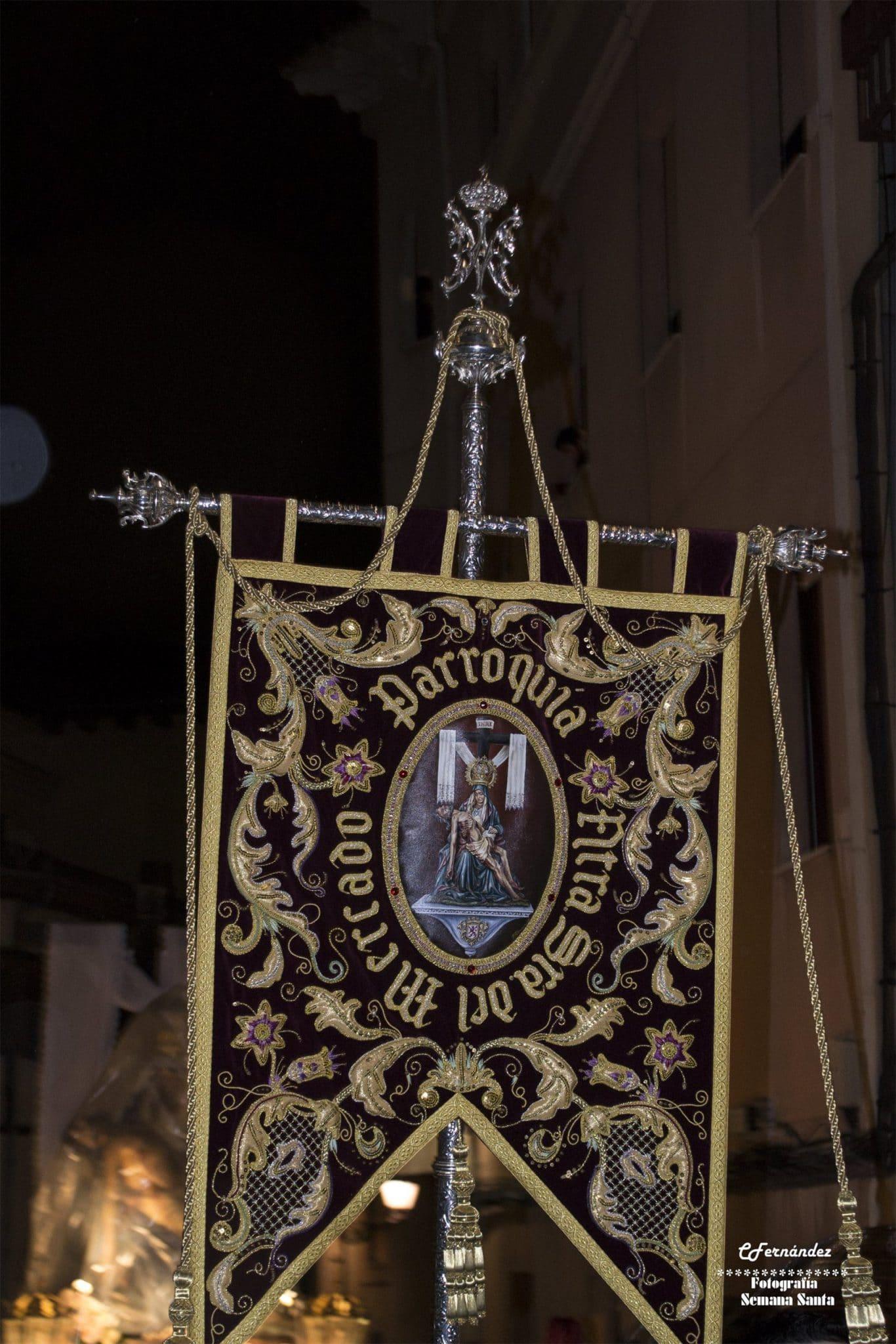 Procesión de la Dolorosa, León 1