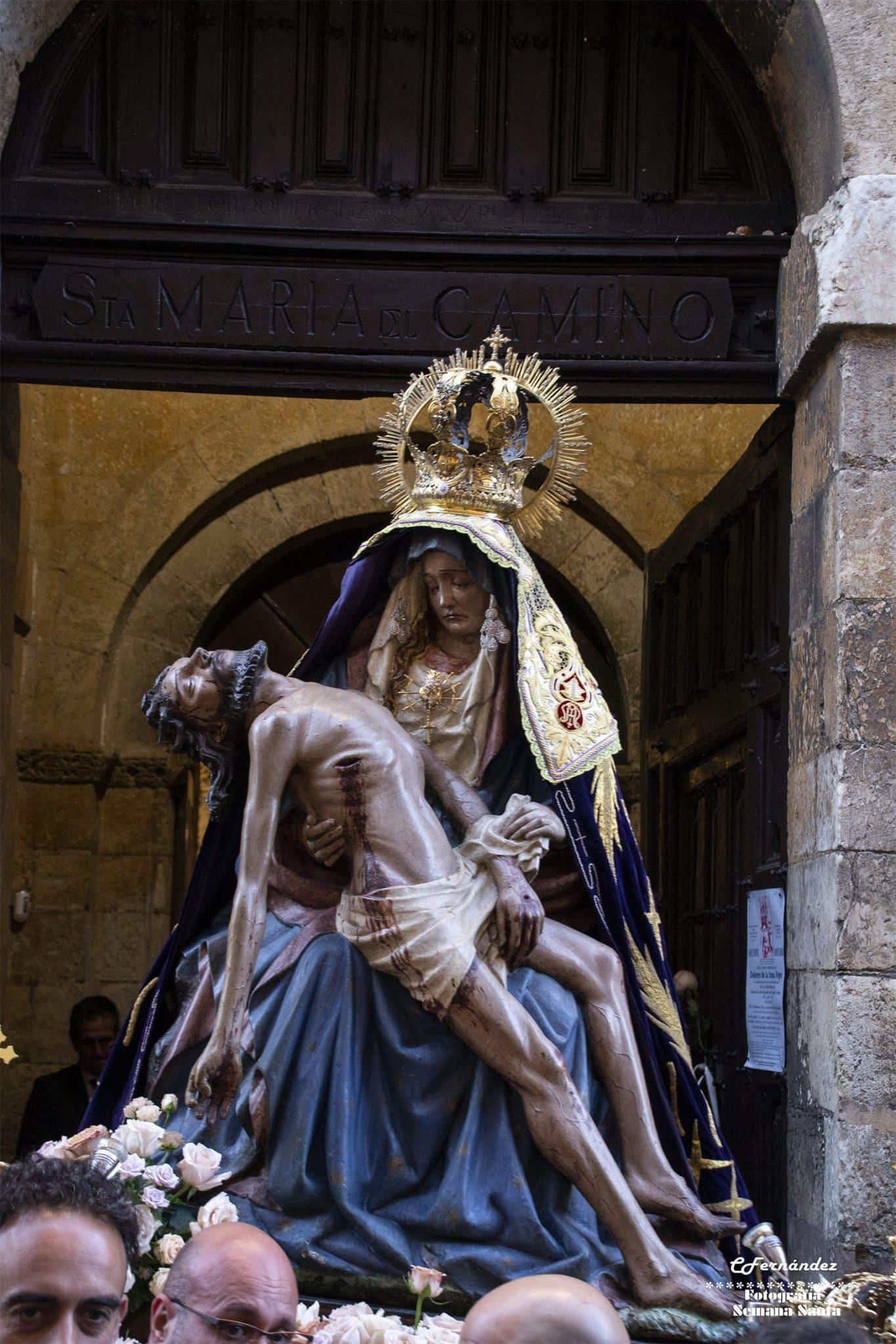 Procesión de la Dolorosa, León 4