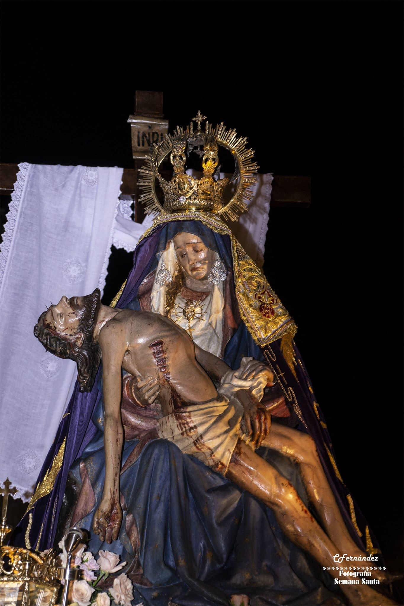Procesión de la Dolorosa, León 6