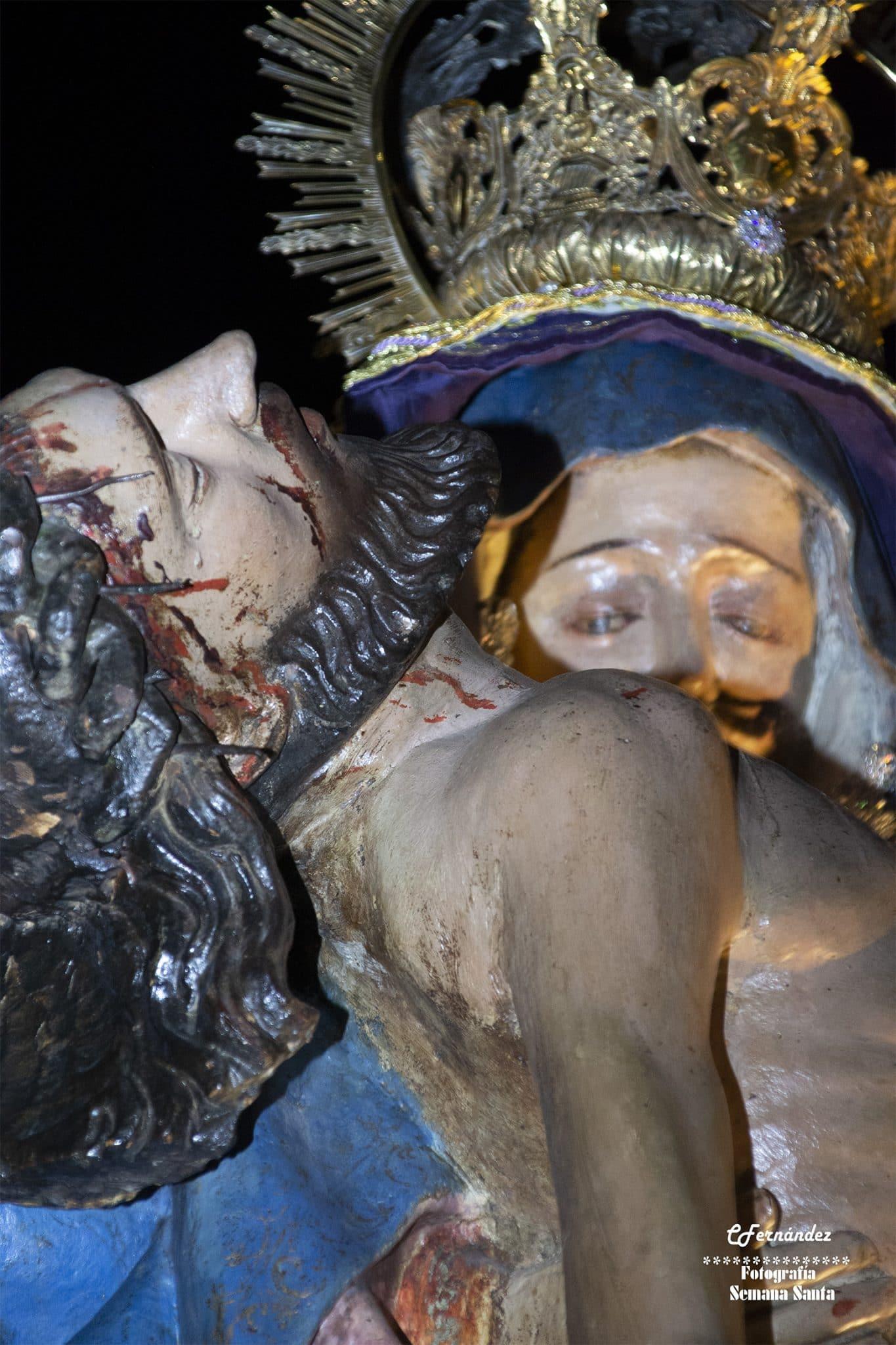 Procesión de la Dolorosa, León 7
