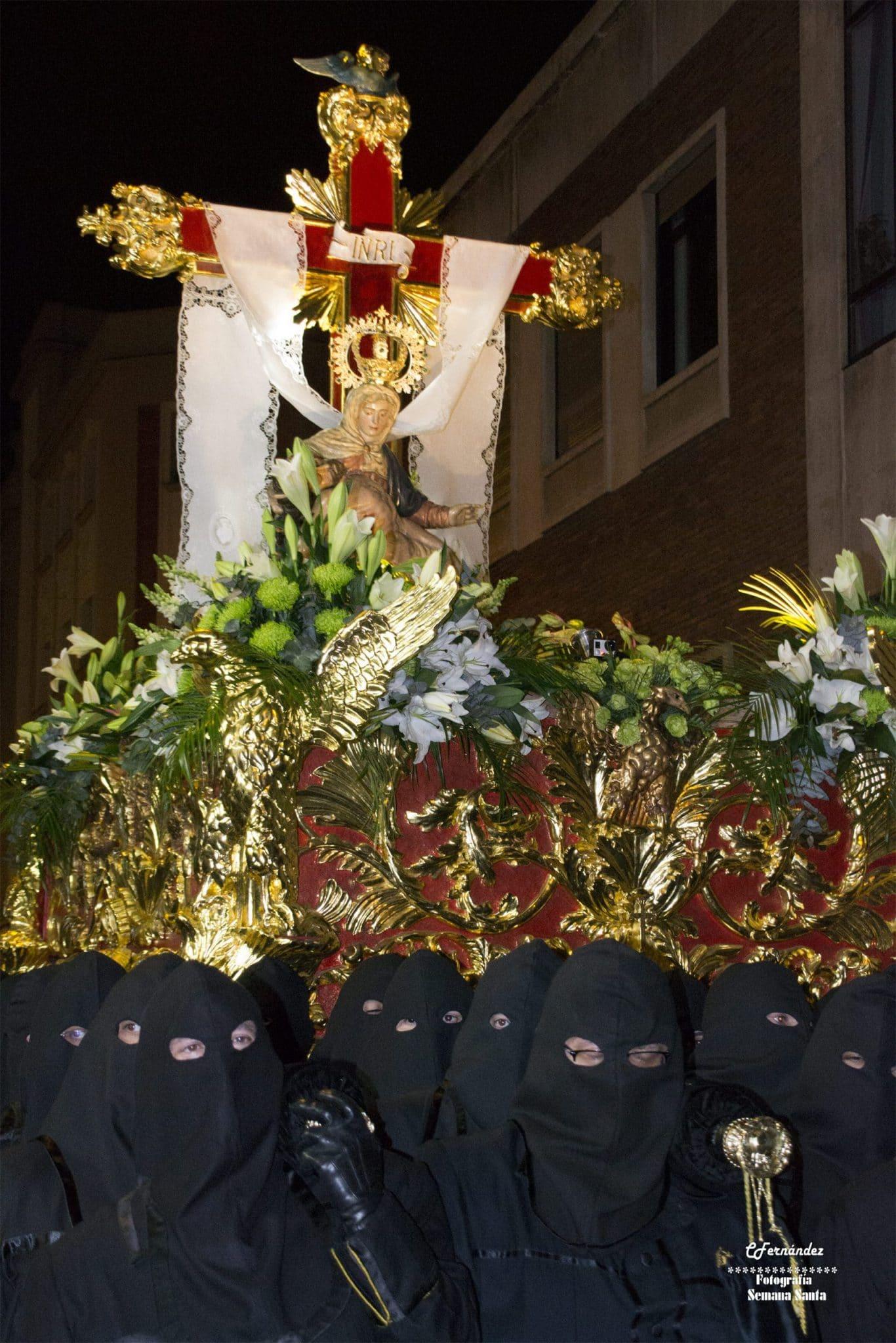 Procesión de la Pasión, León 13