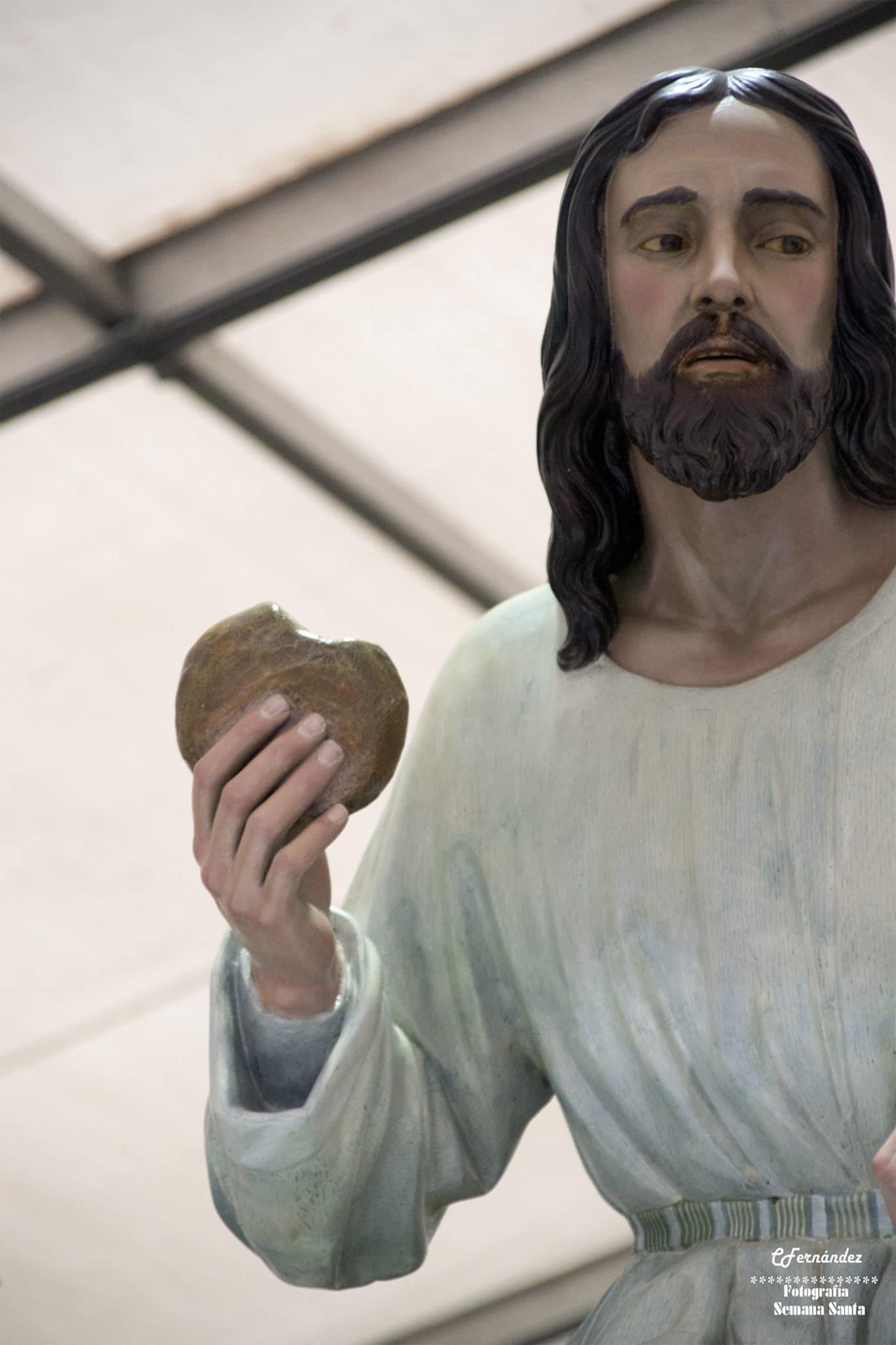Procesión de la Santa Cena, León 2