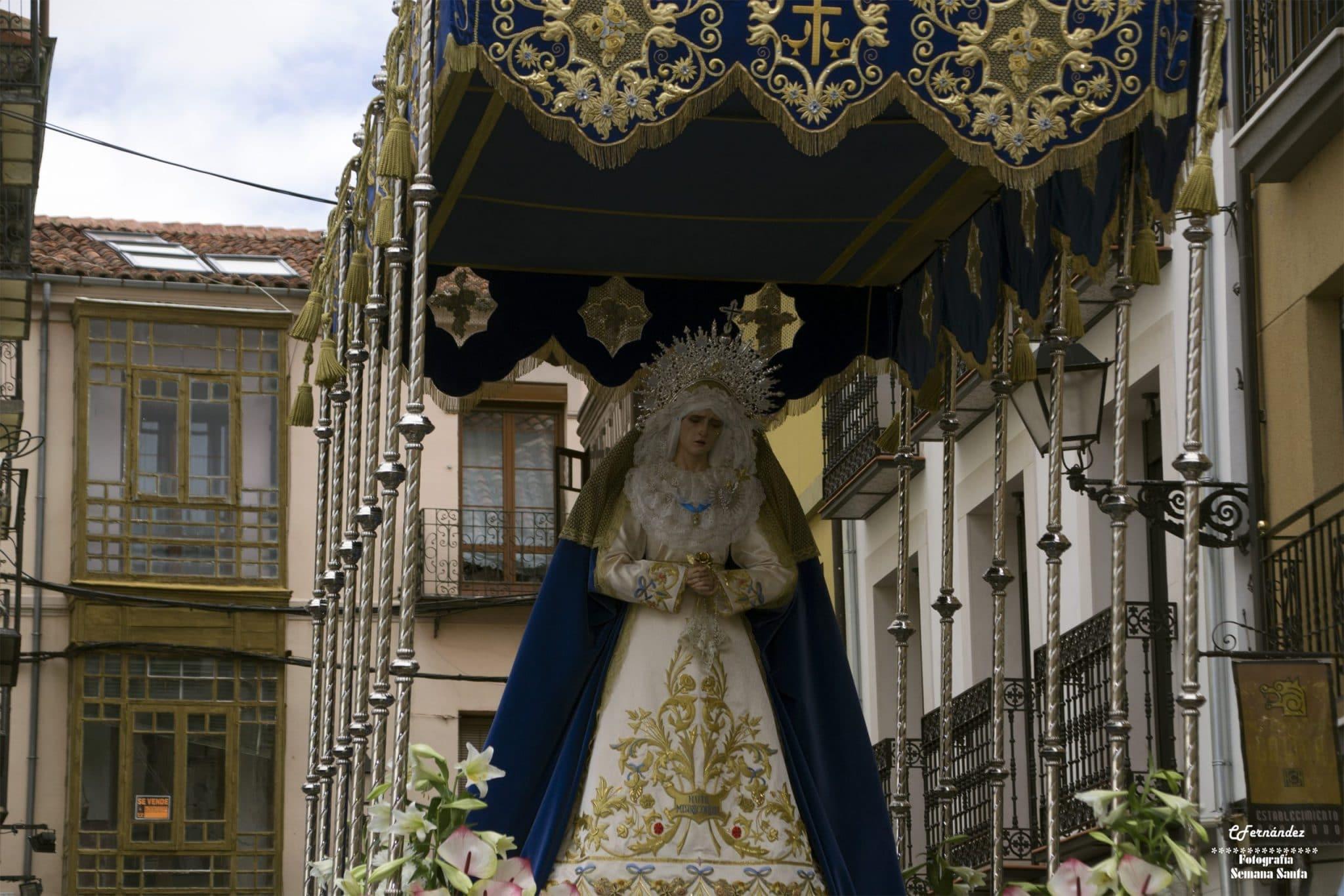 Procesión de las Bienaventuranzas, León 1