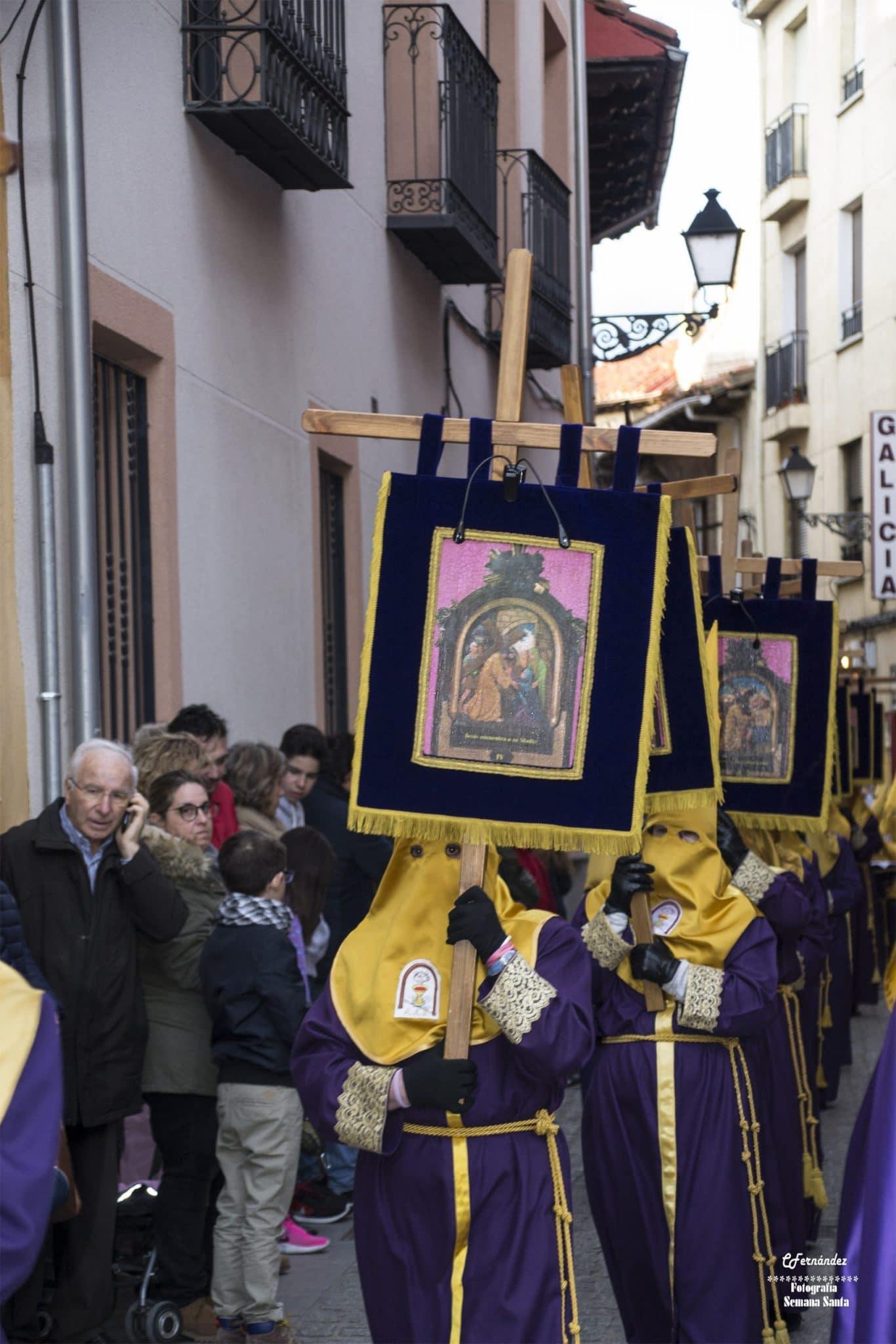 Procesión del Calvario, León 2