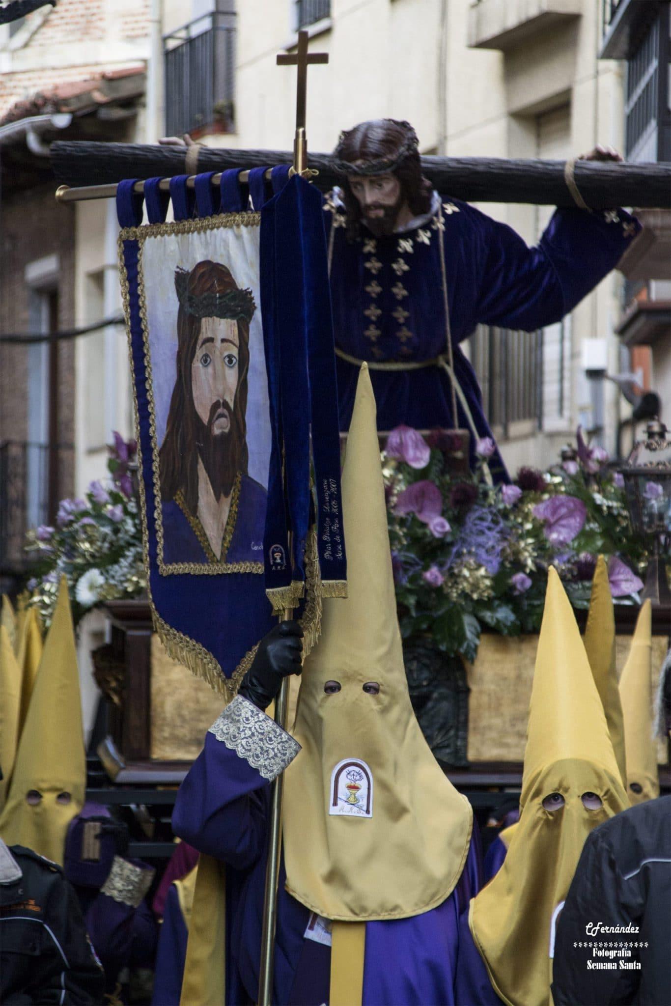 Procesión del Calvario, León 4