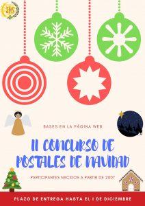 II Concurso de Postales de Navidad @ Igluesia Parroquial de San Andrés