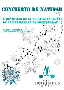 Concierto navideño benéfico @ Capilla de la Hermandad de Montserrat