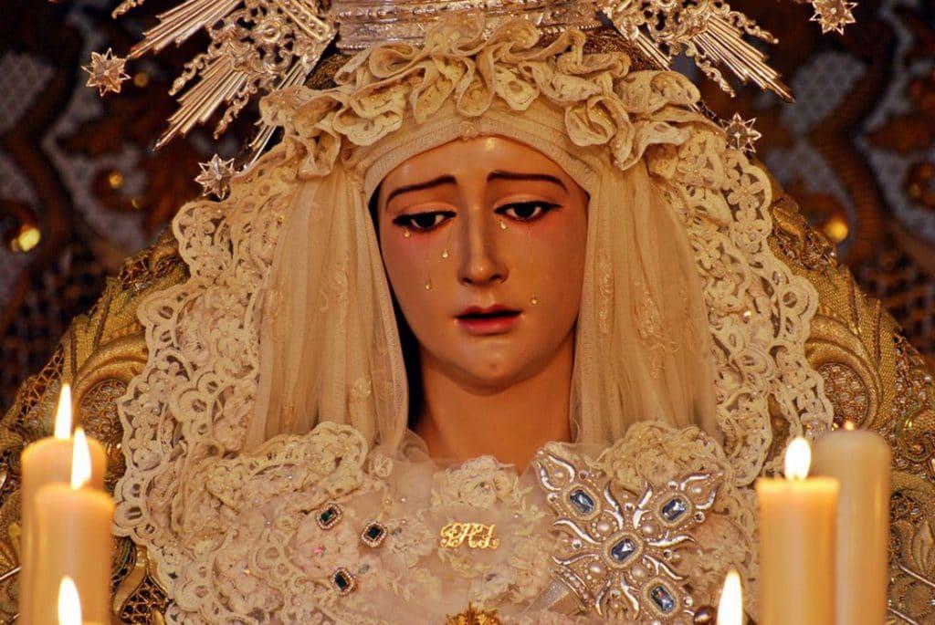 Nuestra Señora de la Paz, Huelva