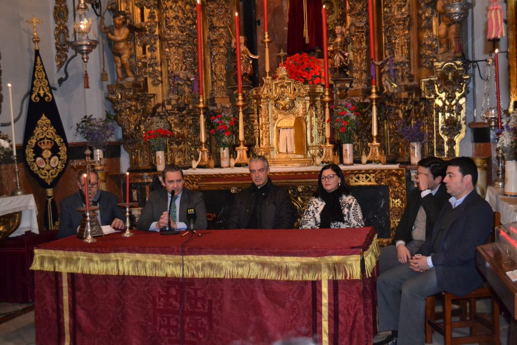 PRESENTACION CARTEL Y LOGO EXPOS JESUS NAZARENO MARCHENA 10ENE2010 b