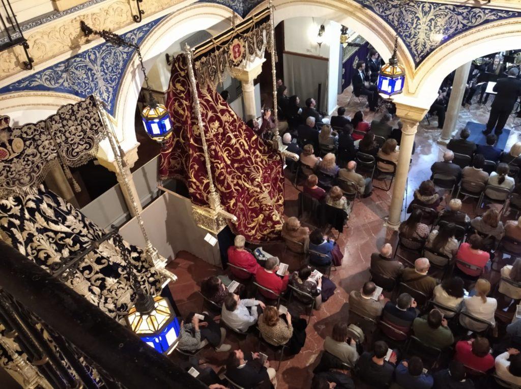 Más de 13.000 visitas a la exposición de la Hermandad de Jesús. Gracias Marchena, gracias Sevilla 1