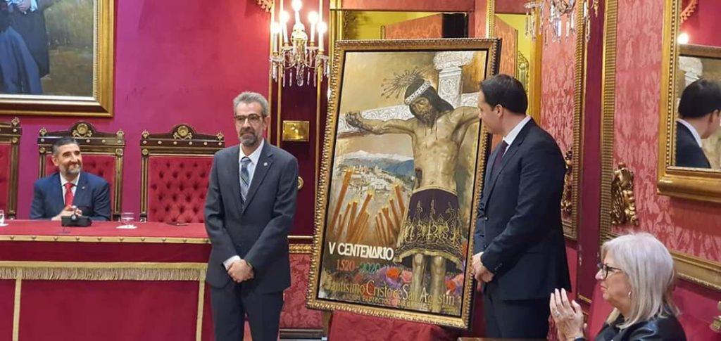 Presentación Cuadro Conmemorativo San Agustín6