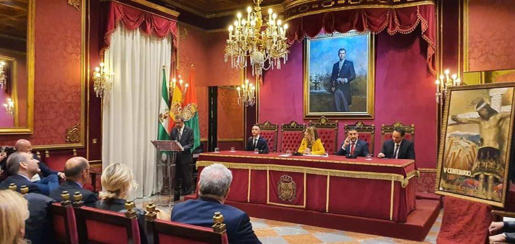 Presentación Cuadro Conmemorativo San Agustín8