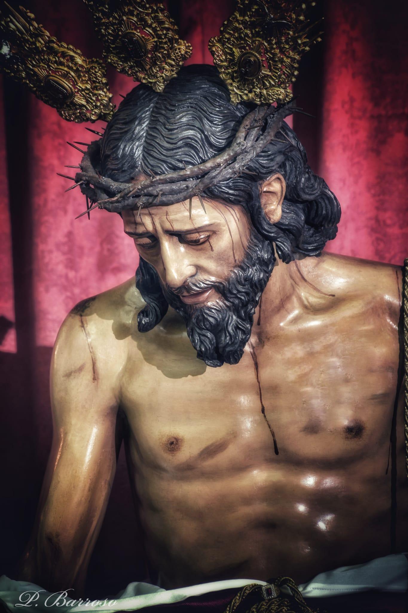 Solemne Quinario en Honor al Santísimo Cristo de la Victoria 1