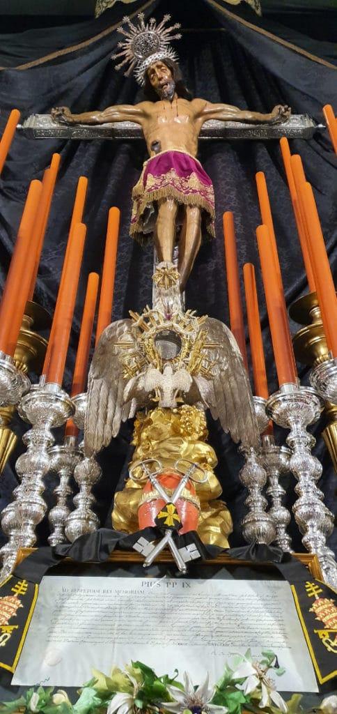 Altar 1 - Hdad. San Agustín