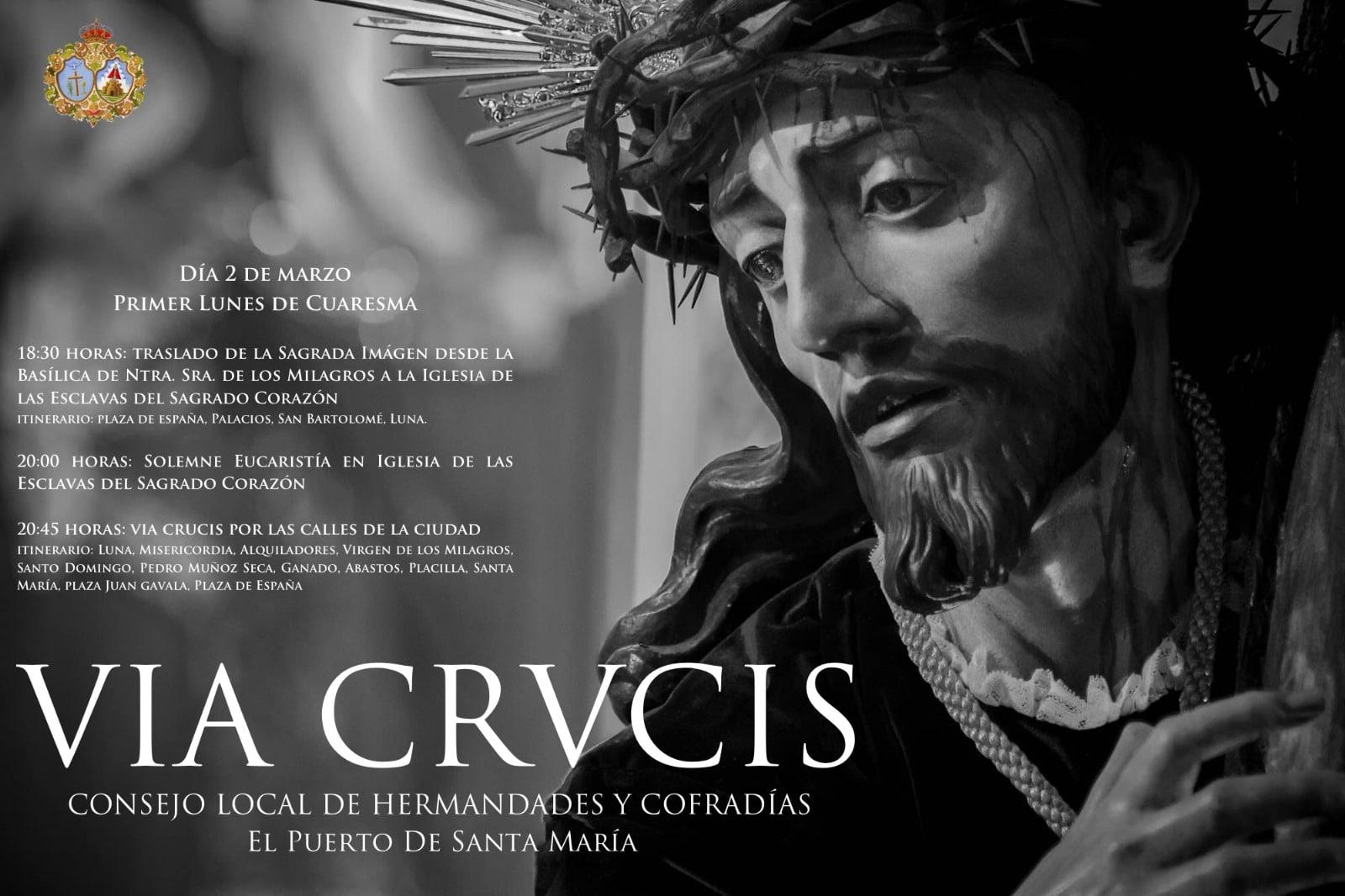 Cartel Via Crucis 2020