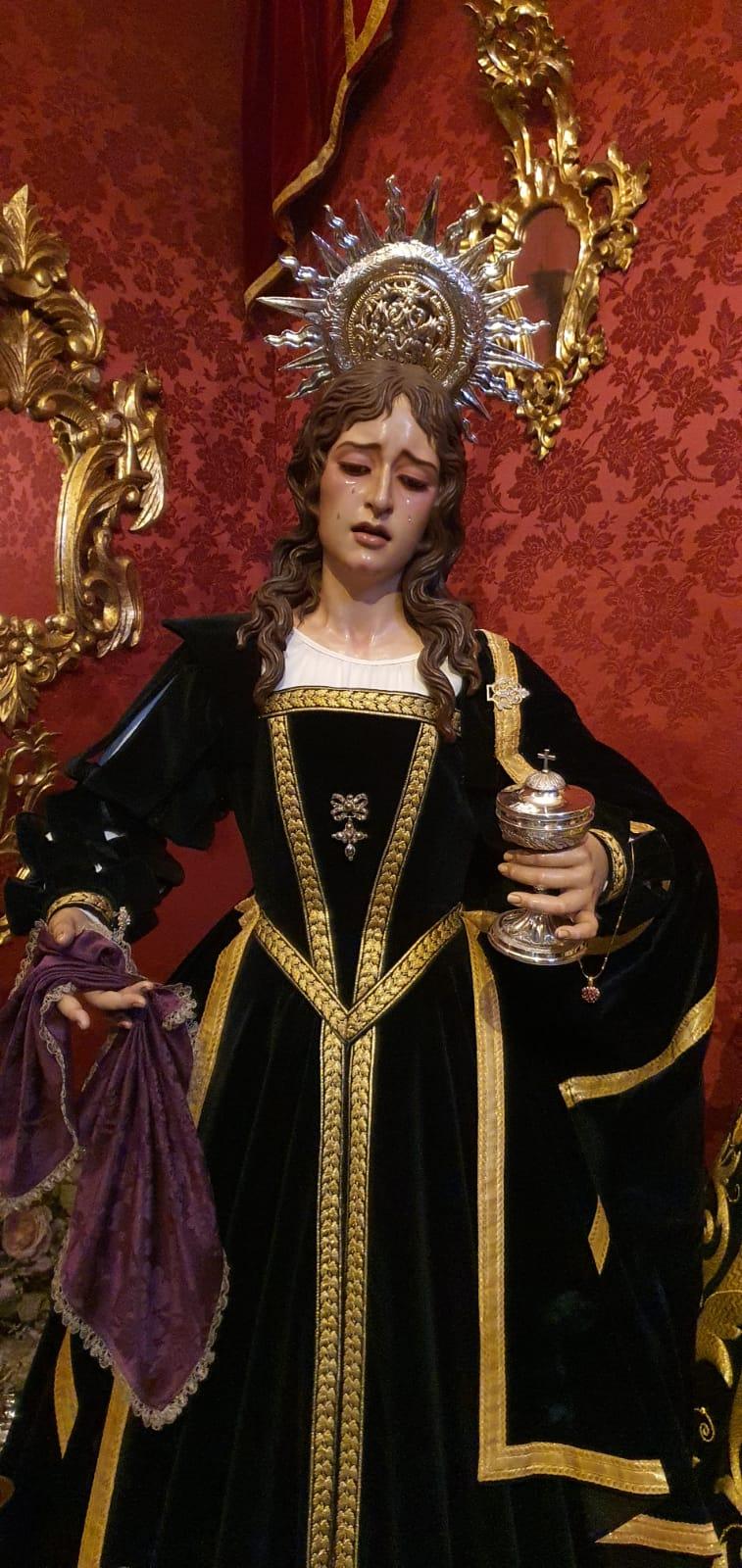 María Magdalena - Hdad. San Agustín