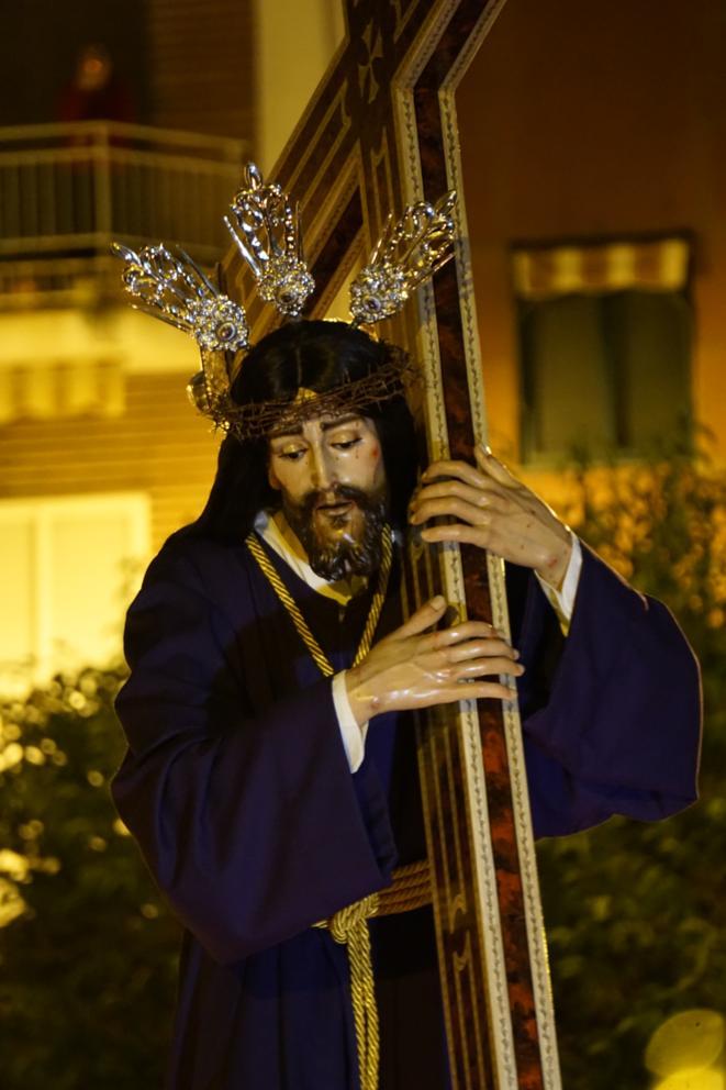 Via Crucis con Jesús Nazareno de las Penas 2