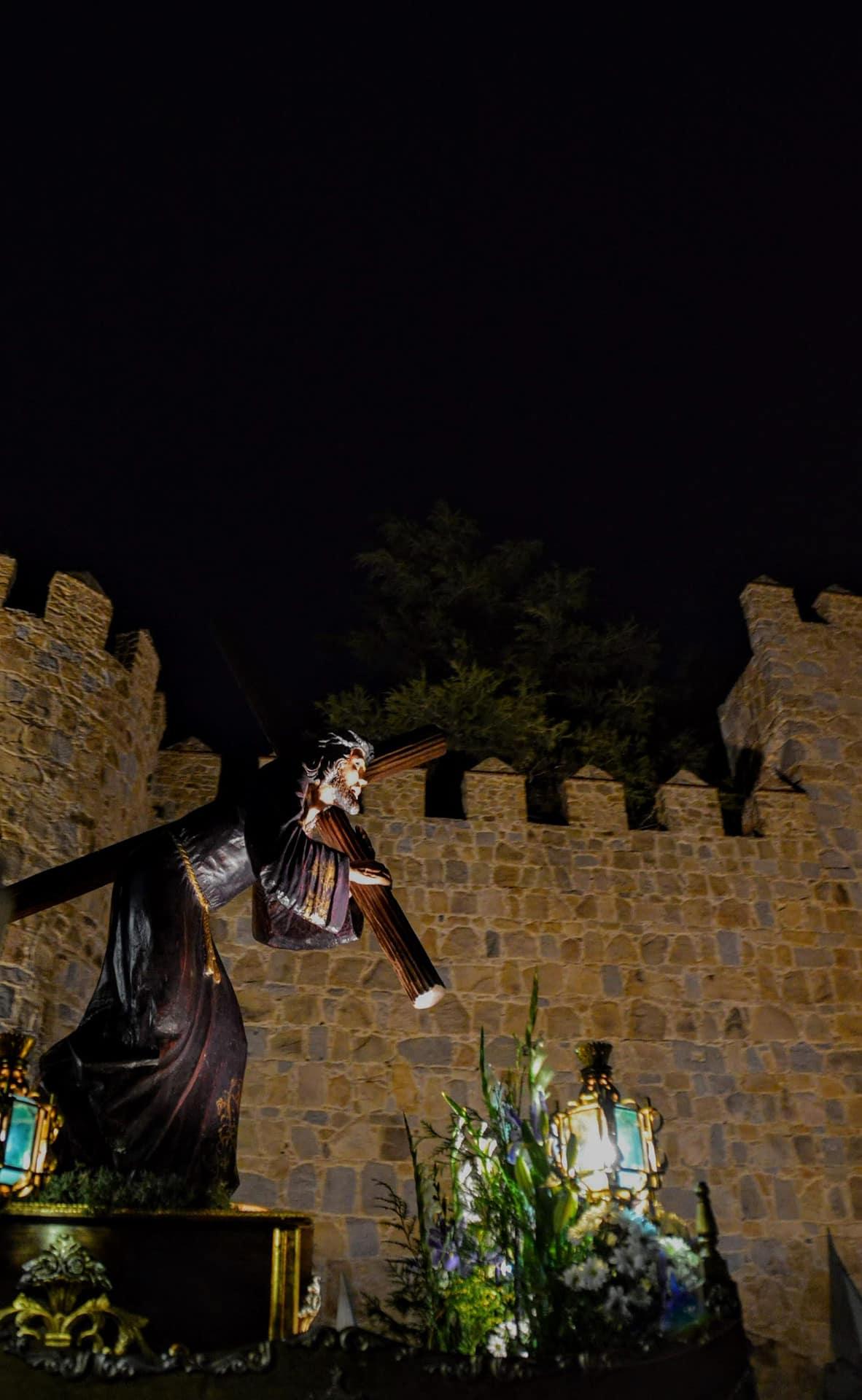 El Silencio, Ávila1