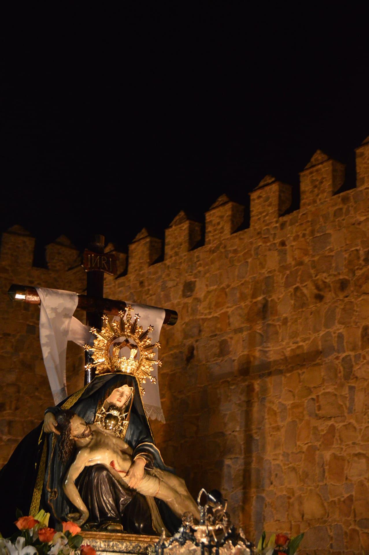 El Silencio, Ávila3