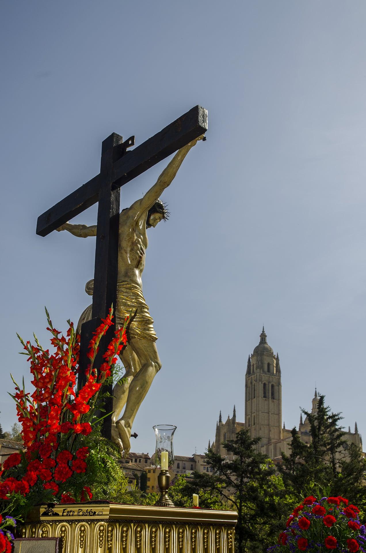 Via Crucis Penitencial Cristo de San Marcos, Segovia 2